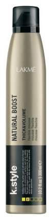 Мусс для волос Lakme K.Style Natural Boost 300 мл