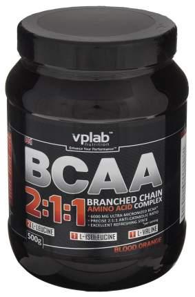 VPLab BCAA 300 г красный апельсин