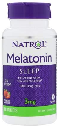 Добавка для сна Natrol Melatonin 90 табл. натуральный