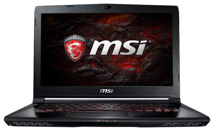 Ноутбук игровой MSI GS43VR 6RE-019RU 9S7-14A312-019
