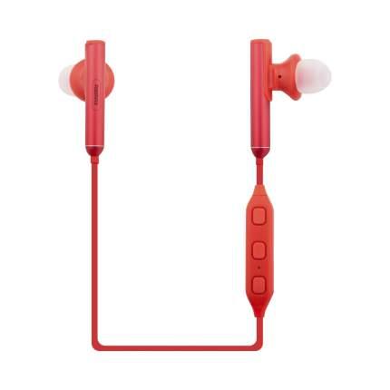 Беспроводные наушники Remax RB-S9 Red