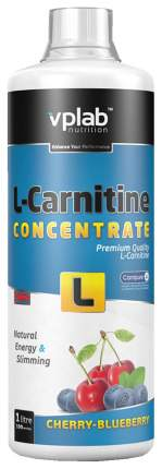 VPLab L-Carnitine Concentrate, 500 мл, Cherry-Blueberry