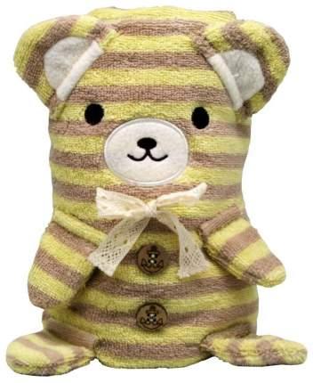 Мягкая игрушка-плед Cool Toys Медвежонок 100 x 70 см