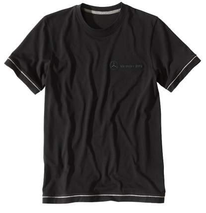 Футболка Mercedes B66953387 black