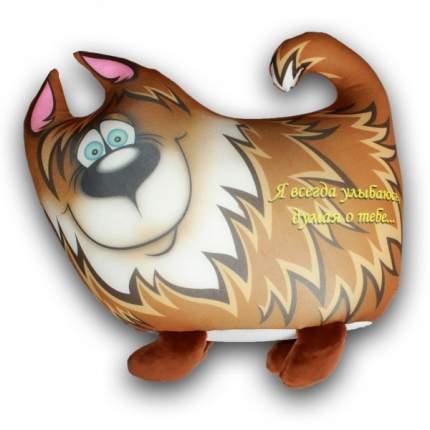 Игрушка-антистресс СПИ Лохматый пес с улыбкой