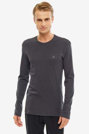 Лонгслив мужской Calvin Klein Underwear серый