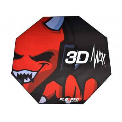 Коврик под компьютерное кресло Florpad 3DMax