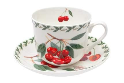 Чашка с блюдцем Вишня 480 мл Maxwell & Williams 54385