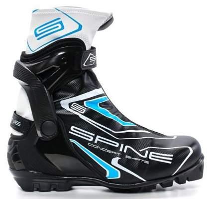 Ботинки для беговых лыж Spine Concept Skate 496/1 SNS 2019, 47 EU