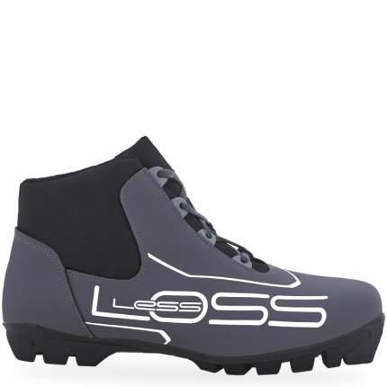 Ботинки для беговых лыж Spine Loss NNN 2019, grey, 37