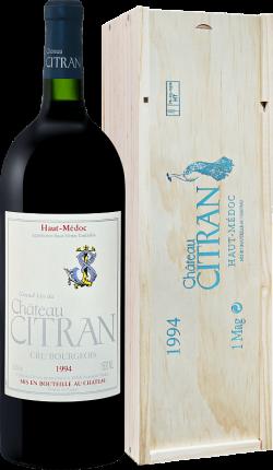 Chateau Citran Haut-Medoc AOC (gift box)
