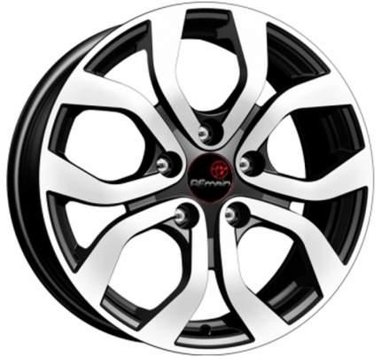 Remain  Suzuki Vitara (R164)  6,5\R16 5*114,3 ET50  d60,1  Алмаз-черный  16403AR