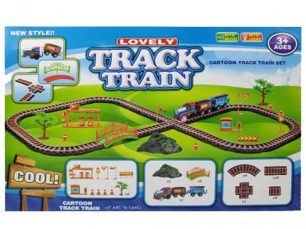 Железная дорога Track Train 1848-8750