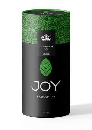 Премиум чай черный Joy королевский час 100 г