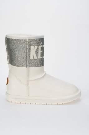 Угги женские Keddo 898215/02 белые 39 RU