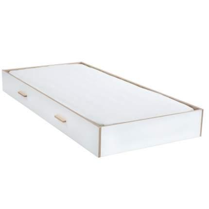 Кровать выдвижная Cilek Dynamic 90х190 см, бежевый