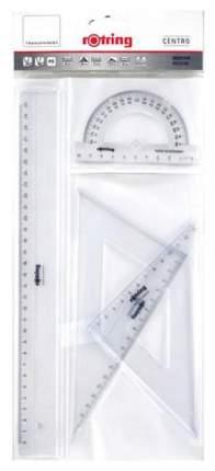 Rotring Геометрический набор CENTRO, 4 предмета
