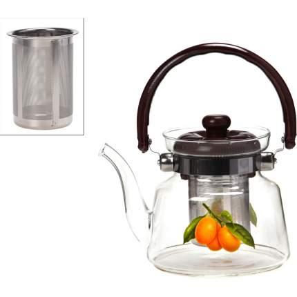 Заварочный чайник Agness Franka 800 мл