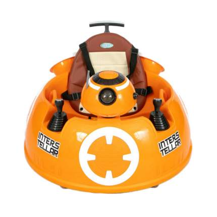 Детский электромобиль Barty ANDROID COSMIC M77AA, Оранжевый