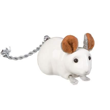 н.г.символ года мышка  фигурка 10*7*4,5см