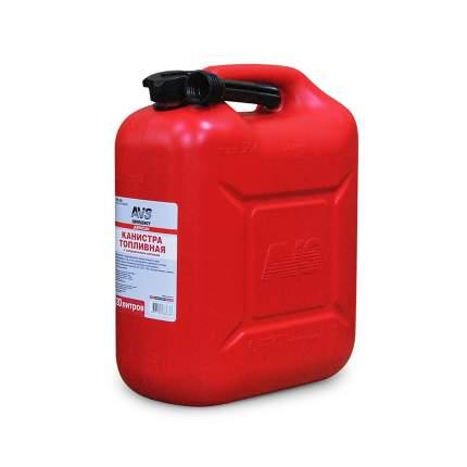 Канистра топливная пластиковая 20 Л (красная) AVS TPK-20