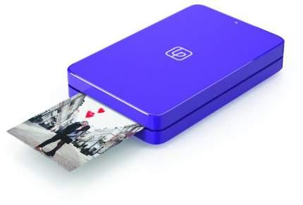Компактный фотопринтер LifePrint (2х3), с функцией мгновенной печати, фиолетовый