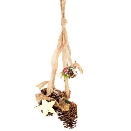 Декоративное украшение Подарки и сувениры Шишки 1 шт 52 см