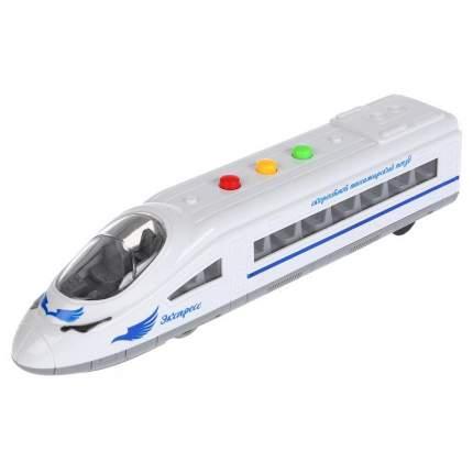 Скоростной поезд Технопарк 21,5см инерционный