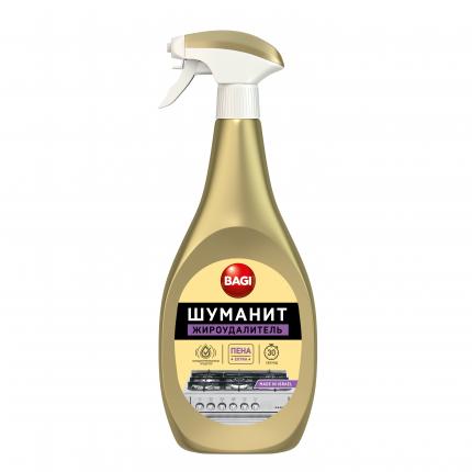 Средство чистящее  Bagi Шуманит Extra пена жироудалитель 400 мл