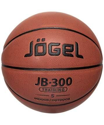 Баскетбольный мяч Jogel JB-300-5 №5 orange