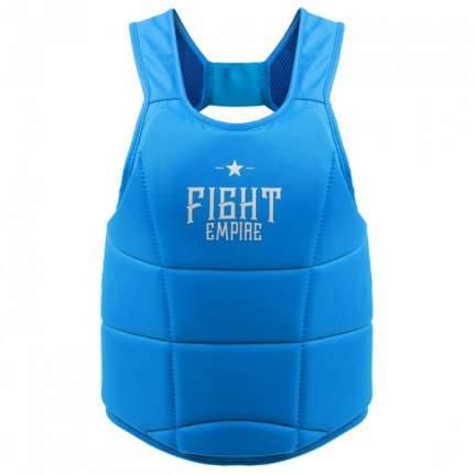 Жилет защитный FIGHT EMPIRE, размер S, цвет синий FIGHT EMPIRE