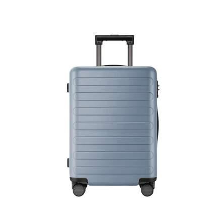 "Чемодан Xiaomi Ninetygo Business Travel  Luggage 24"" blue M"