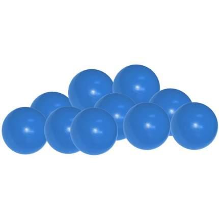 Шарики для манежа-бассейна Leco диаметр 7,5 см синие, 320 шт.