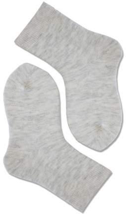 Носки кашемировые Борисоглебский трикотаж Серый меланж, размер 14-16
