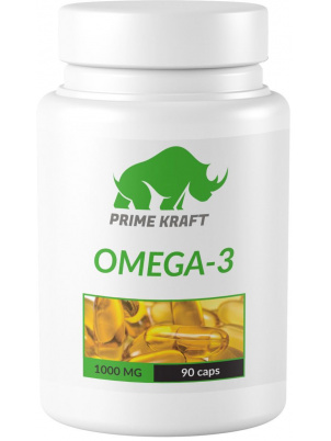 Prime Kraft Omega -3 1000 мг 90 капсул