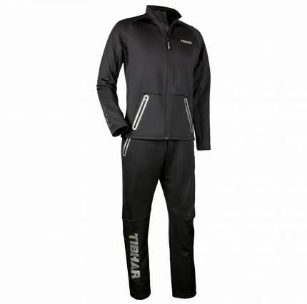 Спортивный костюм Tibhar Globe, black, XXL INT