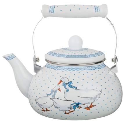 Чайник для плиты Agness 934-343 2.5 л