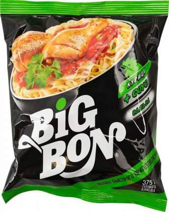 Лапша куриная BigBon с соусом сальса 75 г