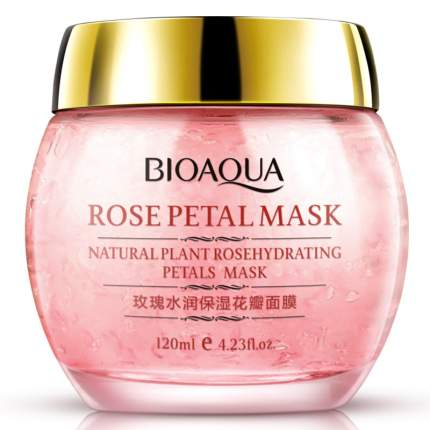 Маска для лица Bioaqua Rose Petal Mask 120 мл