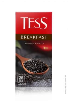 Чай черный Tess breakfast 25 пакетиков