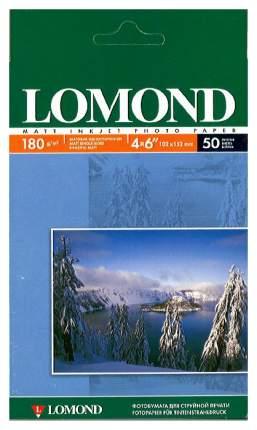 Фотобумага струйная Lomond Photo Paper 0102088 Белый