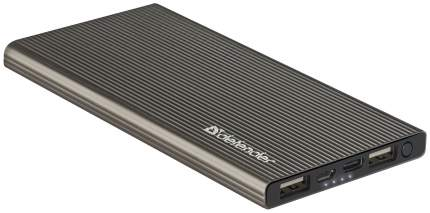 Внешний аккумулятор Defender ExtraLife Fast 5000B 5000 мА/ч Brown