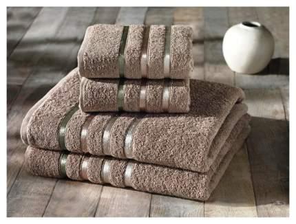 Набор полотенец KARNA коричневый