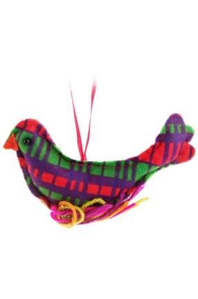 Елочная игрушка Monte Christmas Птичка N6090158 11 см 1 шт.
