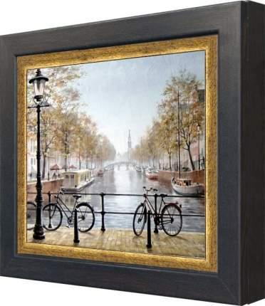 "Ключница ""Amsterdam"" Венге"