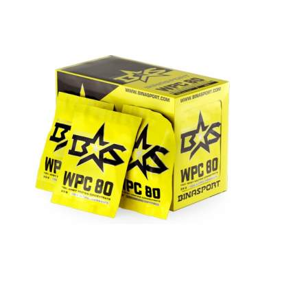Протеин Binasport WPC 80 Whey Protein 600 г Assorted