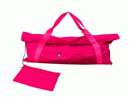 Сумка для йоги RamaYoga Fold Yoga Bag, красный