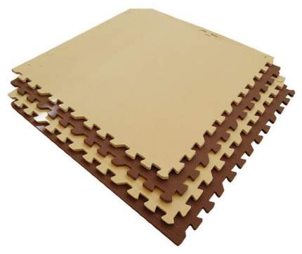 Пазл-ковер ECO COVER 4 детали, 60x60