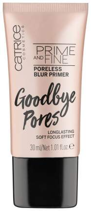 Основа для макияжа CATRICE Prime And Fine Poreless Blur Primer 30 мл