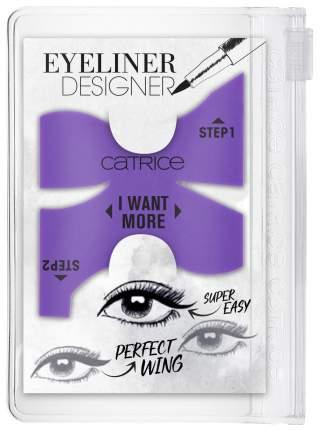 Трафарет Catrice Eyeliner Designer 010